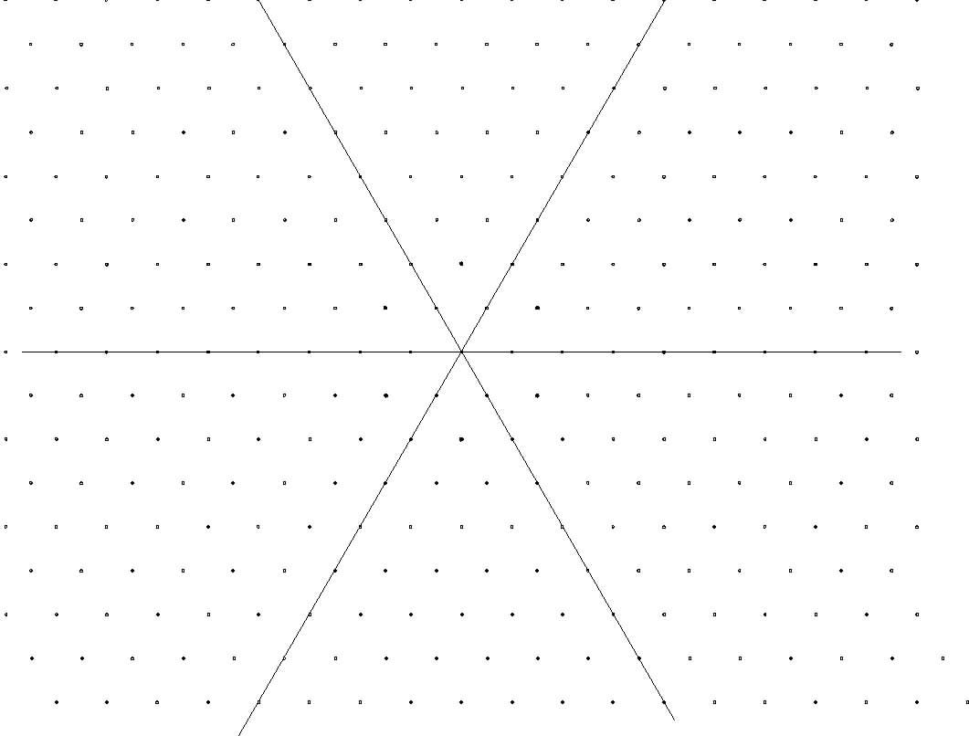Teaching – Triangular Graph Paper